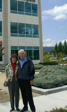 Ellen and Bob visit the Home Office - a green headquarters for the world's first certified climate-neutral company!